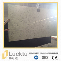 Solid surface made of artificial stone for quartz countertop