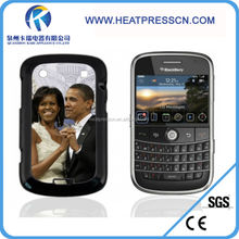 High Quality Hot Selling for Blackberry 9900 Plastic sublimtion mobile phone Case