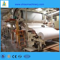 High quality 1575-3800mm tissue paper making machine