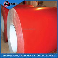 Steel Material Multi Color Prepainted Steel