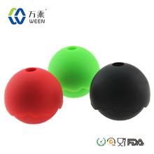 personalizado de silicona forma de pequeña bola de hielo del molde