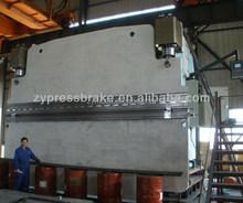 Hydraulic Steel CNC Press Brake , Plate Bending Machine CNC , Metal Bending