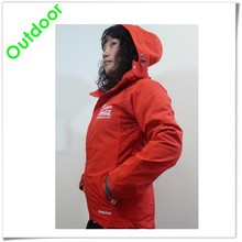 Taiwan No1 OEM recycled polyester fabric winter outdoor woman jacket
