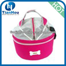 new disign portable 600D cute dog carrier bag dog training treat bag