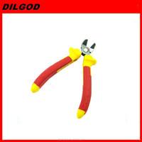 Diagonal Cutting Plier holding tool cutting tool