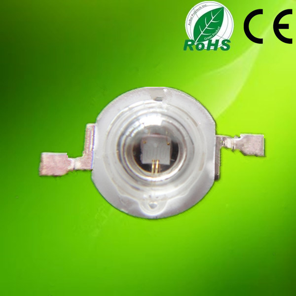 Factory Price Epileds Chip High Power 1w 3w 550nm Yellow-Green LED
