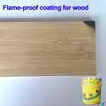 Interior no fuego revestimiento a prueba de madera / llama recubrimiento