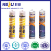 Neutral cure solar module silicone sealant with good flexibility and adhesive ability