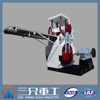 automatic block machine with pallet feeder Youtube Laos