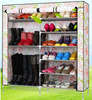 FC118B modern lager double shoe storage cabinet