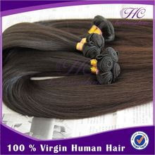 Zero pollution and lower cost no remy hair