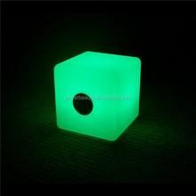 light cube seat speaker,mini cube led light,outdoor led cube lights peaker