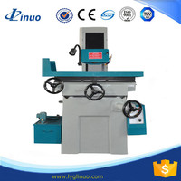 horizontal spindle manual surface grinding machine