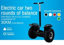 best self balancing standing 2 wheel electric scooter 1000W