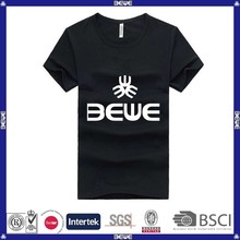made in China OEM custom logo various color good price brand fashion t-shirt