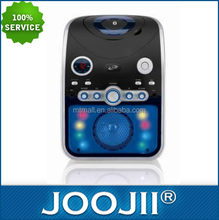 2015 NEW Hot Portable Bluetooth Karaoke boombox CD player for Kids