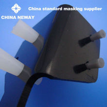 factory supply STP-0120-1000 silicone rubber plug