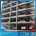 Psh la estructura de acero puzzles/rompecabezas automatizado inteligente de aparcamiento del sistema