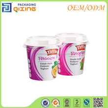 new design plastic yogurt cup