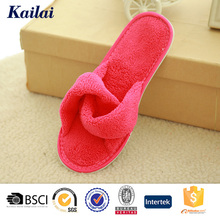 Cloth terry for kids soft bedroom slipper