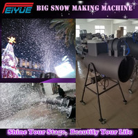 Stage Effect Equipment Big Snow Making Machine