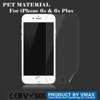 Guangzho Supply HD Clear Matte anti-radiation waterproof Cell Phone lcd display mobile screen protector for iPhone 6 / 6s / plus