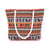 Colorful Stripe Promotional Tote Bag