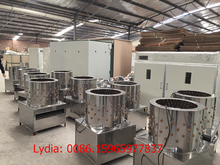 Automatic cheapest ZH-60 chicken plucker/poultry plucker with CE/quail plucker for sale (lydia: 0086.15965977837)