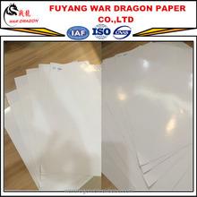 Customized gloss matte art paper