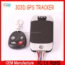 wholesale! Coban Brand! Vehicle Car GPS/GSM/GPRS/SMS Tracker GPS 303D, Remote Control, Google Map, With best quality,