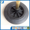 Manufacturer 200*50 Solid Wheel 8 inches Trash Can Wheel