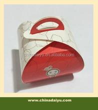 hot sale delicate small hot dog paper box