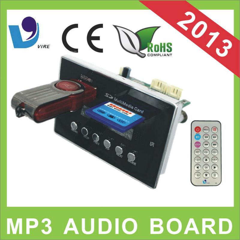 VTF-002C módulo de mp3 fm