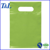25x30cm also can customize sizes patch die cut handle designer shopping plastic bags
