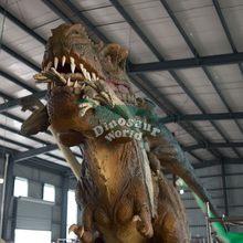 Resin Animal Figure for Playground Dinosaurs Buyers