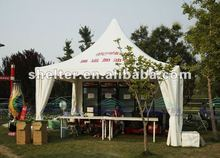 2012 Hot sale tent pagoda tents for events and party tent for sale