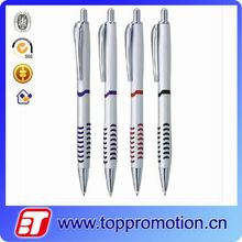 2015 Best Selling Gift engraved promotional logo Elegant High Quliaty metal pen