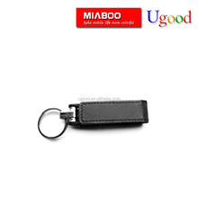 Leather usb flash drive with 128M-6GB capacity