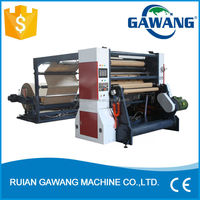 High Speed High Quality Off Set Paper Slitting Machine