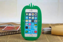 For iphone 4s cartoon rubber cover,mobile phone cas for apple phone
