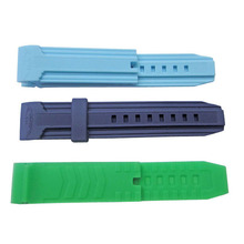 America hot selling multi color fancy best quality fashion looking 24mm replace watch band