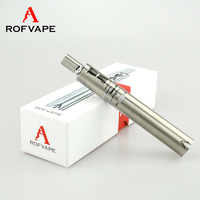 Hot selling Rofvape A plus Kit o pen vape e cig vaporizer, 2.4ml atomizer working with 0.3/0.5/1.0ohm