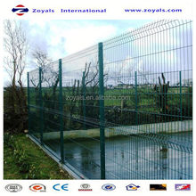 Manufacturer ISO9001 pvc welded type anti climb fence 358 security fence anti cut fence