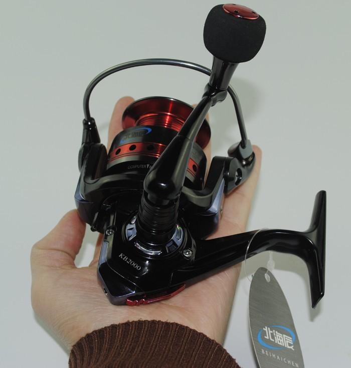 Отличная 2000size 11bb алюминиевые катушки катушки, рыболовные катушки для Спиннига