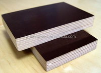 1220 x 2440 film faced plywood / film faced plywood price