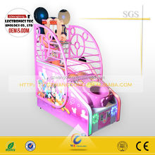 Hot sell inflatable kids basketball game/ mini basketball for sell