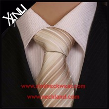 Men Polyester Woven Necktie Small Business