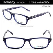 2015 wholesale glass frames acetate eyewear spectacle frame reading glasses eyeglasses optical frame man