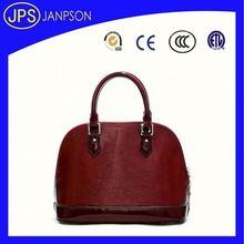2014 lady fashion popular euro vegetable tanned leather handbag