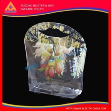 small customized plastic gift box for packaging